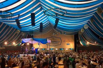 La mítica fiesta alemana se traslada al WiZink Center de Madrid del 24 al 26 de octubre