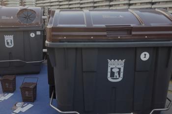 El distrito se suma en diciembre a la recogida selectiva de residuos orgánicos
