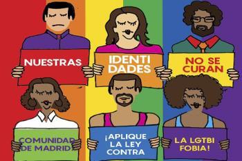 El colectivo Cogam y Kif Kif han convocado una concentración en la Plaza de Pedro Zerolo