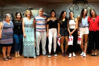 Las jóvenes presentan hoy en San Francisco su proyecto tecnológico: 'When and where'