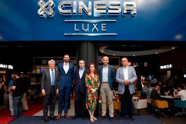 Cinesa LUXE llega a La Moraleja