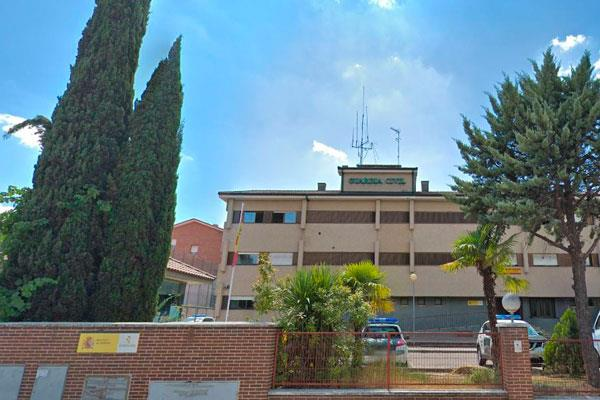 Cisma en el cuartel de la Guardia Civil de Las Rozas