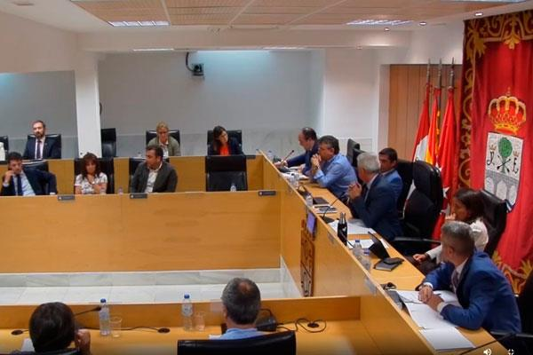 """Ciudadanos Sanse reprocha la petición del PP de """"cobrar más de mil euros"""" por asistir a plenos"""