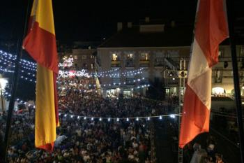 El portavoz de la formación, Miguel Ángel Martín, quiere analizar los problemas e incidentes de las fiestas