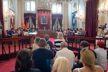 El grupo de Lezcano presenta tres mociones que vuelven a estar en el debate de Alcalá