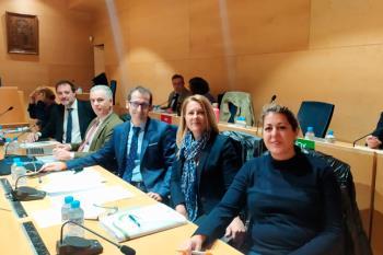 El partido critica que no haya asignación económica para los grupos municipales