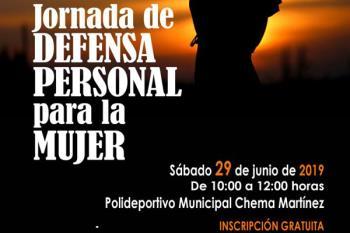 La jornada tendrá lugar el 29 de junio en el Polideportivo Chema Martínez