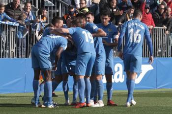 El fuenla se impone al Huesca en un gran partido donde hubo 5 goles