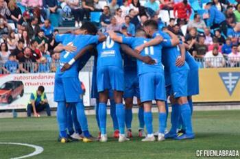 Nuestro equipo afronta un Play off histórico por el ascenso a 2ª