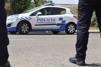 La Policía Local de Fuenlabrada pide colaboración para identificar al conductor que se dio a la fuga