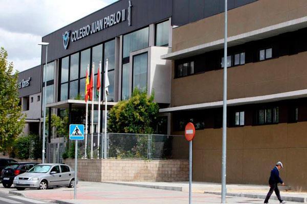 Arcópoli muestra su preocupación por la sentencia favorable al Colegio Juan Pablo II de Alcorcón
