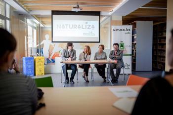 Naturaliza es un proyecto piloto de Ecoembes que busca fomentar la educación ambiental en las aulas