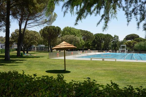 La piscina de verano del complejo deportivo Ángel Nietoya está abierta