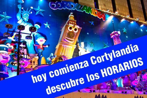 ¡Cortylandia, Cortylandia, vamos todos a cantar¡