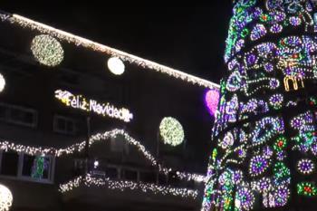 Os traemos la inauguración de la Navidad y el programa de 'Alcorcolandia'