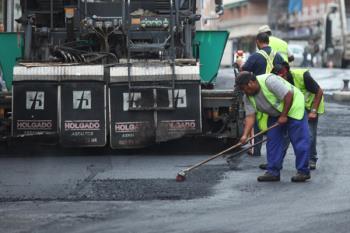 Las intervenciones en el distrito Centro afectarán al recorrido de los autobuses