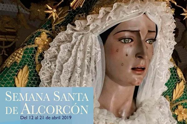 Comienza la Semana Santa de Alcorcón