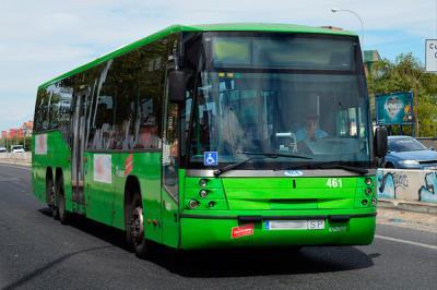 Lee toda la noticia 'Comienza la construcción de la M-35, la autovía exclusiva para autobuses'