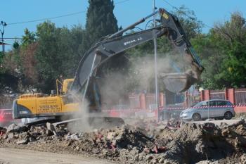 La intervención se basará en la ampliación y renovación de aceras, así como del asfaltado