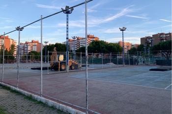 El Ayuntamiento invierte 292.669 mil euros en la remodelación del complejo deportivo