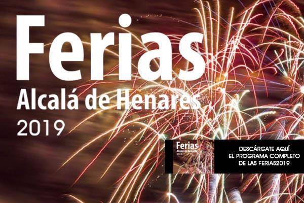 Comienzan las Ferias de Alcalá de Henares con Aitana, Morat, Luz Casal y Miguel Poveda