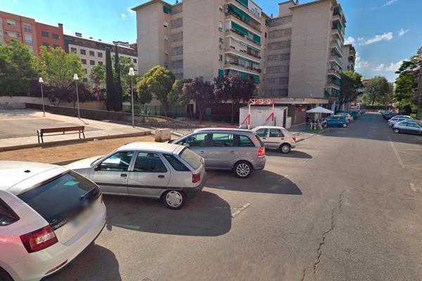 Comienzan las obras de la calle Salamanca