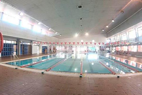 Comienzan las obras de la piscina cubierta municipal de Fuenlabrada