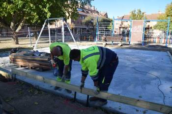 Estará cerrado durante las próximas semanas hasta que concluyan las obras que también contemplan la creación de un nuevo parque de integración