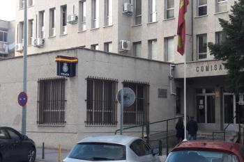 Los sindicatos de la Policía Nacional convocaron la concentración en las comisarías de toda España
