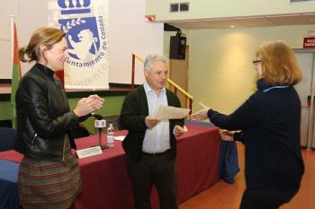 El concejal de Empleo y Desarrollo Económico ha entregado los diplomas a los participantes