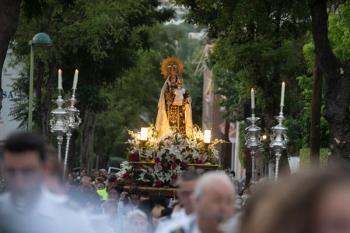 Los actos finales son la Misa y la Procesión en honor a la Virgen del Carmen