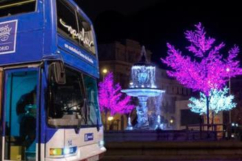 El próximo 25 de noviembre, el autobús de la Navidad comenzará a vender entradas al mismo precio que el año pasado