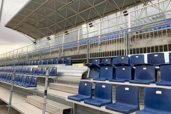 LaLiga ha dado el 'ok' al club para que el estadio fuenlabreño acoja el encuentro de la tercera jornada