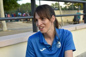 Conocemos a Alba Palacios, la primera jugadora trans de nuestro fútbol femenino