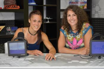 Hablamos con las boxeadoras Almudena Álvarez y Paula Ruiz antes de viajar al Campeonato de España en Córdoba