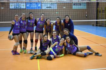 Conocemos a nuestras chicas del C.V. Leganés de Superliga 2