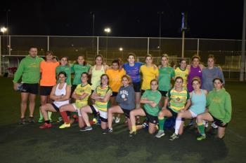 Conocemos a las chicas del Jabatos R.C., el único club de rugby de nuestra localidad