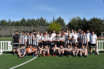 Conocemos la Academia que posee el equipo italiano en el Colegio Mirabal
