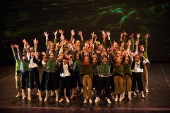 El próximo 27 de septiembre, tienes una cita con sus alumnos en el Teatro Buero Vallejo