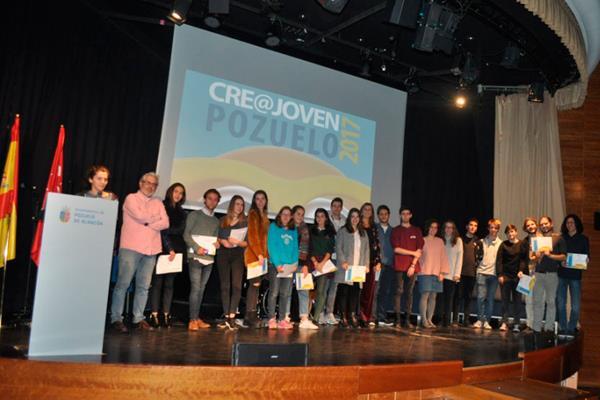 Continúa abierto el plazo para presentas las obras al Certamen Cre@ Joven Pozuelo