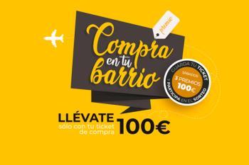 Consiste en una iniciativa que dará premios en metálico de 100 euros que se sortearán entre todos los participantes