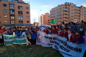 La Plataforma Educativa ha denunciado a la Comunidad de Madrid ante el Defensor del Pueblo