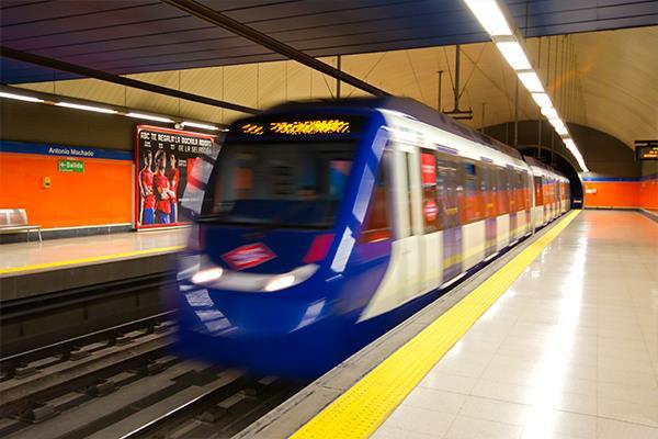 Convocatoria de 100 maquinistas para Metro de Madrid