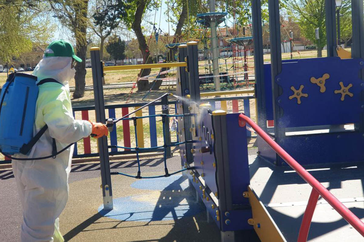 Dentro de las medidas para evitar y prevenir la propagación de la pandemia en el municipio