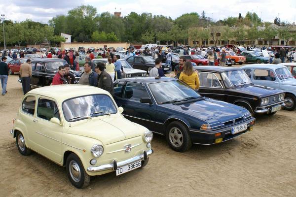 Coronavirus | Villaviciosa de Odón suspende el mercadillo de los lunes y el mercado de coches clásicos