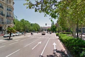 Las calles afectadas son Bailén y Ferraz, las líneas de autobús modificarán sus itinerarios