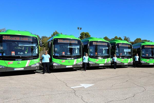 A través de la Línea 290 de autobús, que también estará operativa los días festivos