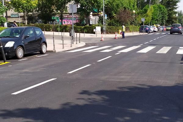Se prevé el asfaltado de un total de 330.000 metros cuadrados, con un presupuesto de 3.200.000 euros