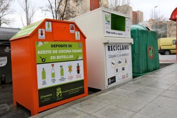 La empresa adjudicataria ingresará a las arcas públicas 61 euros al año por contenedor instalado