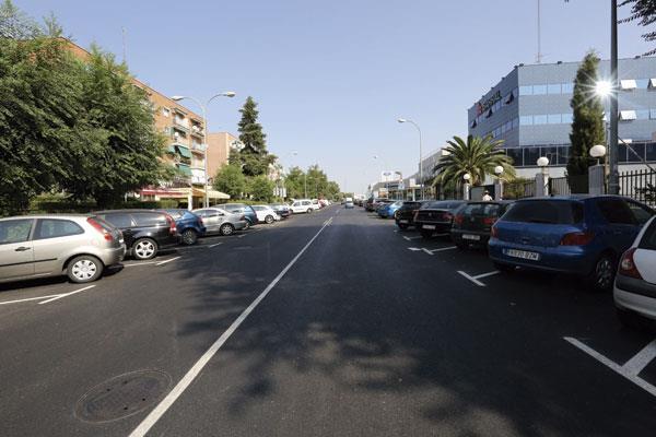 Coslada invierte más de 800.000 euros en los últimos trabajos del Plan de Asfaltado